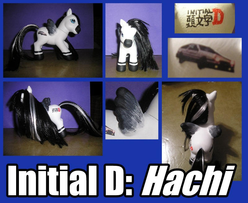 Hachi by himeko