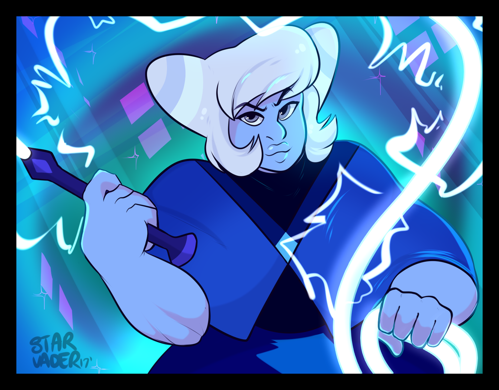 Stayed up til 3am watching the leaks I found out about them kinda late but glad I dont have to wait my god I love her so much. she's a jerk but I still love her   SU-Rebecca Sugar Art-star-vad...