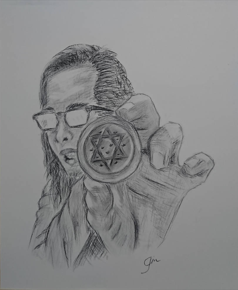 Magic Man by Boonedud