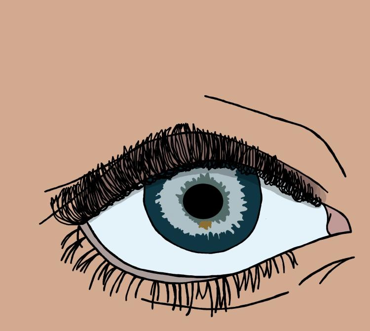 The eye by CasperNC-is-cool