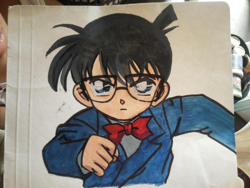 Conan-kun by hyacinth-kate