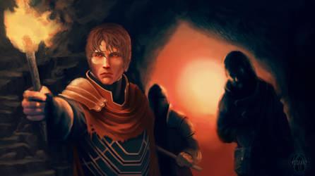 Random RPG Illustration
