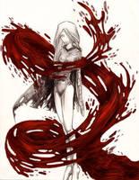 Blood's wave by blackstarsshine