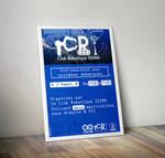 Robotics Club poster (first event)
