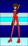 Mika- Futuristic costume