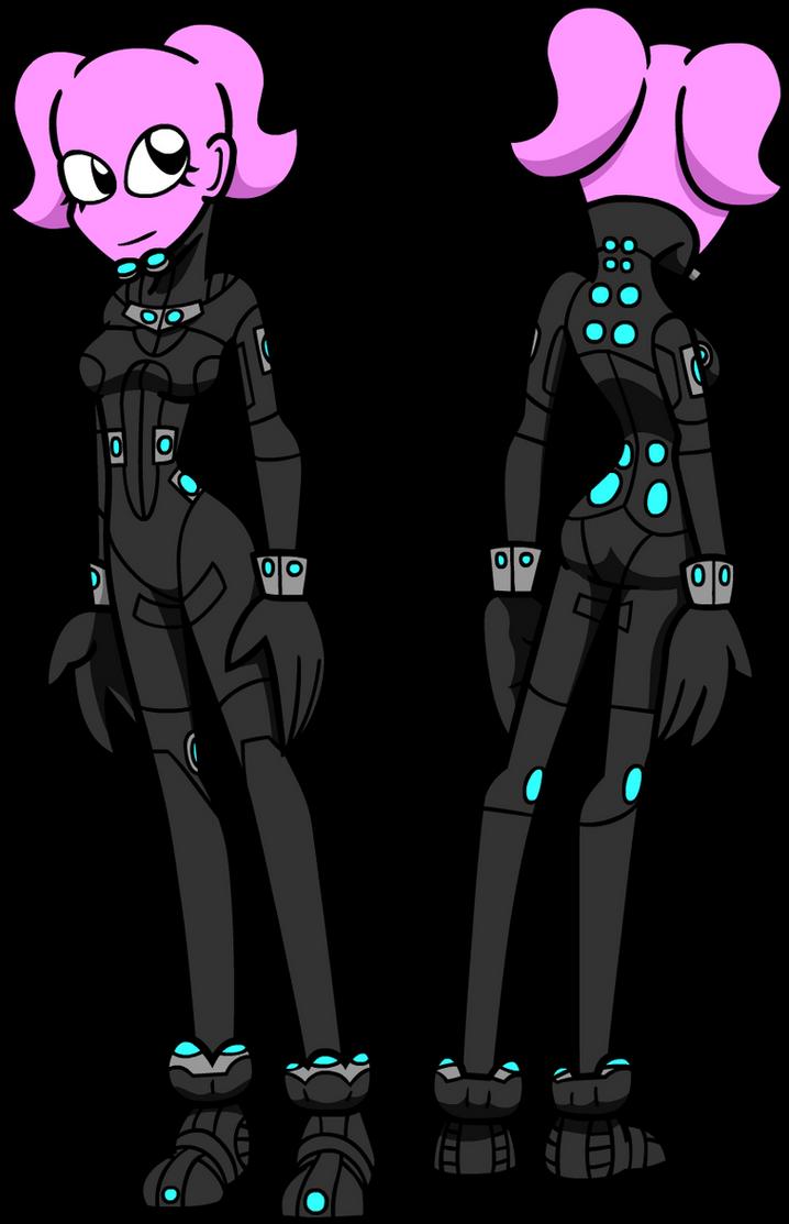 Gantz Female Characters