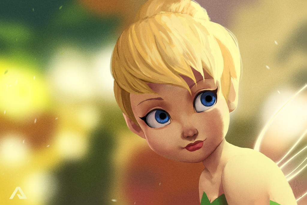 Pixie Dust by Andreanable