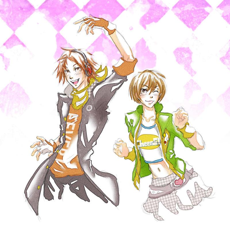 Dancing All Night Yeah! by KitsuneSama1720