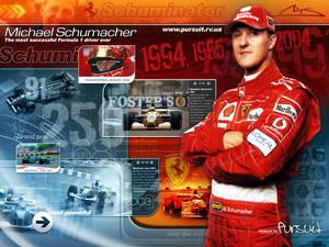 Michael Schumacher-Schuminator
