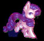Chibi rariry by PrettyShineGP