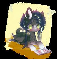 Bookworm - Prize by PrettyShineGP