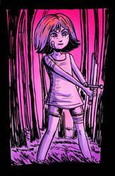 sword girl   begins