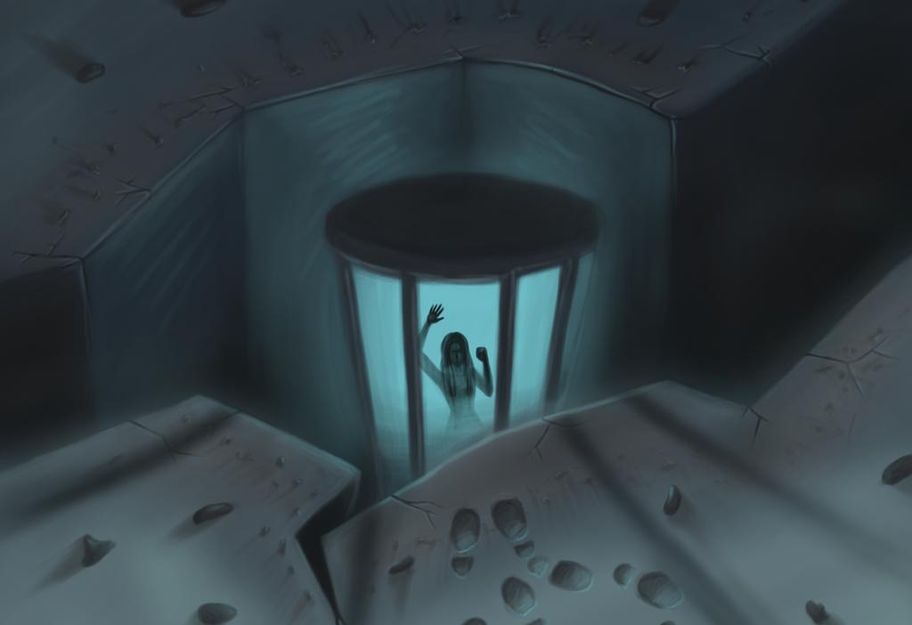 Blue cell by stickopotamu