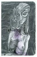 woman_kadin by the-surreal-arts