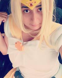 Sailor Mercy Selfie