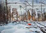 Winter on the rail II