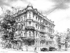 Odessa, Sofievska St.