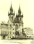 Prague, Town Square by PawelGladkow