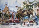 Odessa, Pastera St.