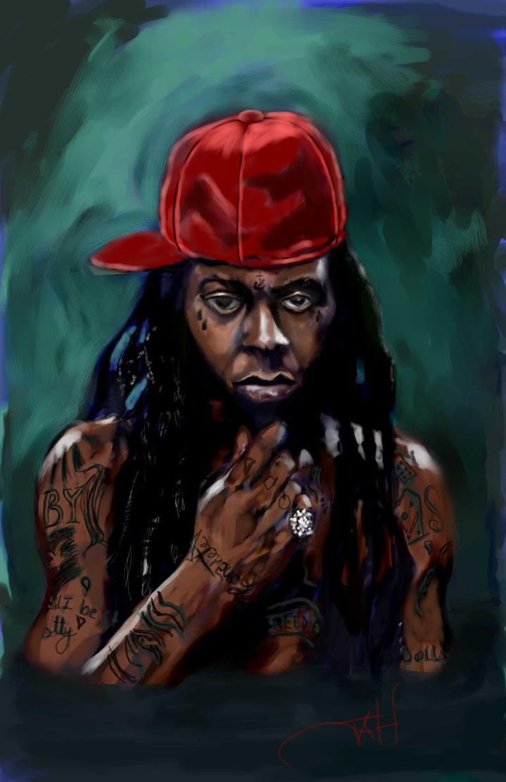 Lil Weezy by jasingdreams