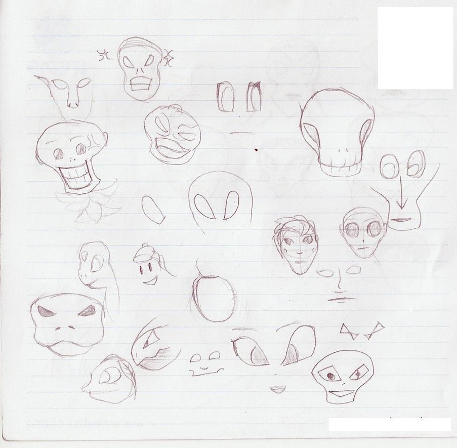 JL Sketch 8 by JL-UM