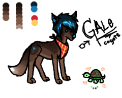 Gale*New Character* by IanMR