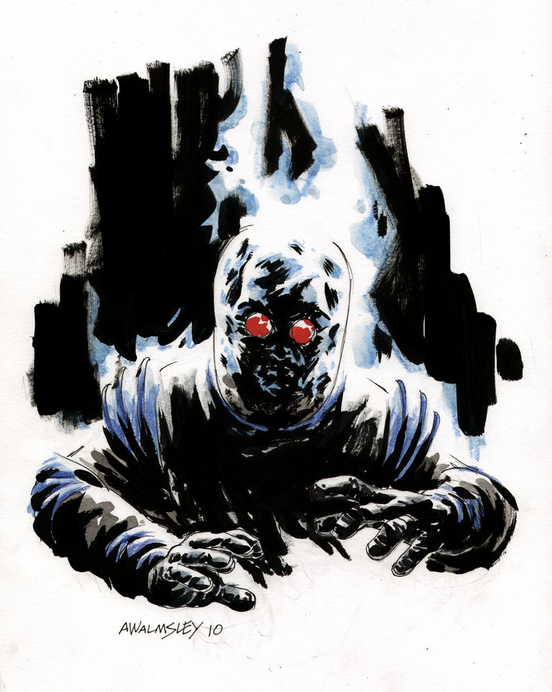 Mr. Freeze by Walmsley