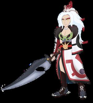 Heavenly War King Jian
