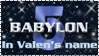 Babylon 5 stamp by The-Fairywitch