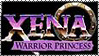 'Xena' stamp by The-Fairywitch