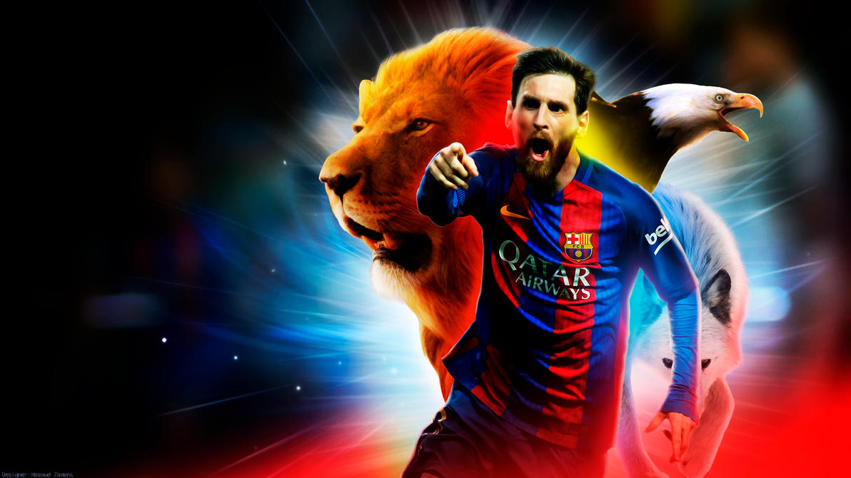 Messi 2017 Wallpaper By Zammas