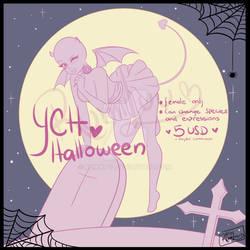 YCH Halloween  ver.2