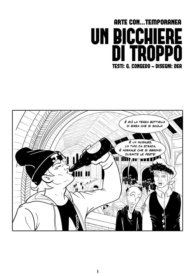 Un bicchiere di troppo00 by FrancescaDea