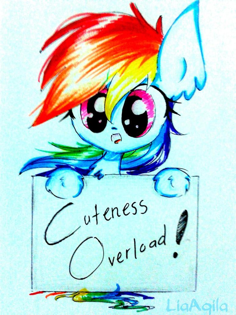 Cuteness Overload! by LiaAqila