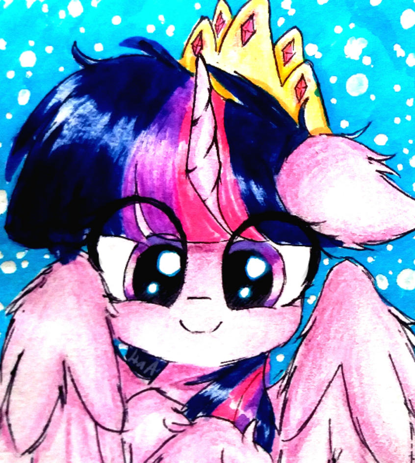 [Obrázek: princess_of_friendship_by_liaaqila-dbsh7lv.jpg]
