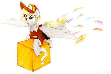 Mail Pony by LiaAqila