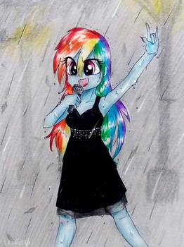 Comm: Singing In The Rain