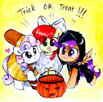 Comm: Trick Or Treat (Part 1)