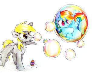 Comm: Bubbles