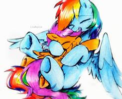 Comm: Warm Hug