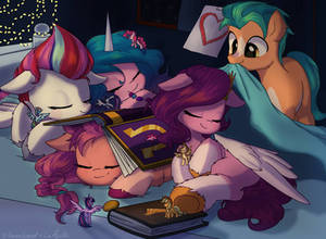 Friendship Night Lesson