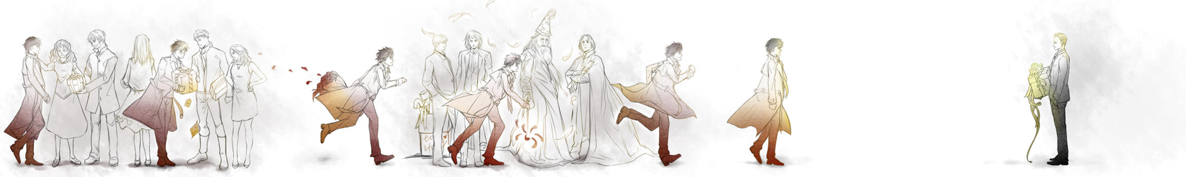 HB to 31Harry James Potter by luosong