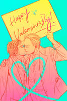 Happy Valentine's Day by luosong