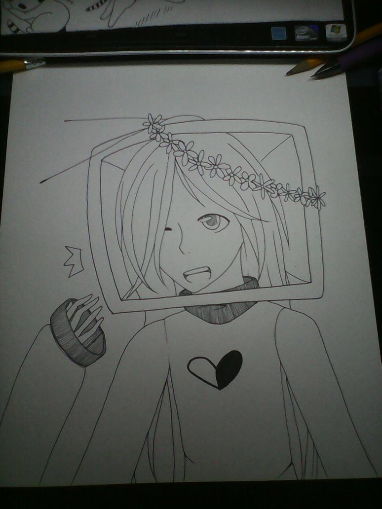 Tv Suki Human by Redo3o