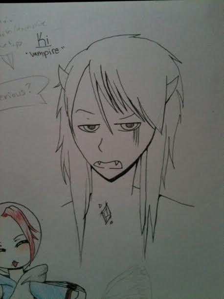 Ki -Vampire- by Redo3o