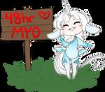 Free 42hr MYO Event! (updated) by Redo3o