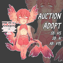 Adopt Auction CLOSED