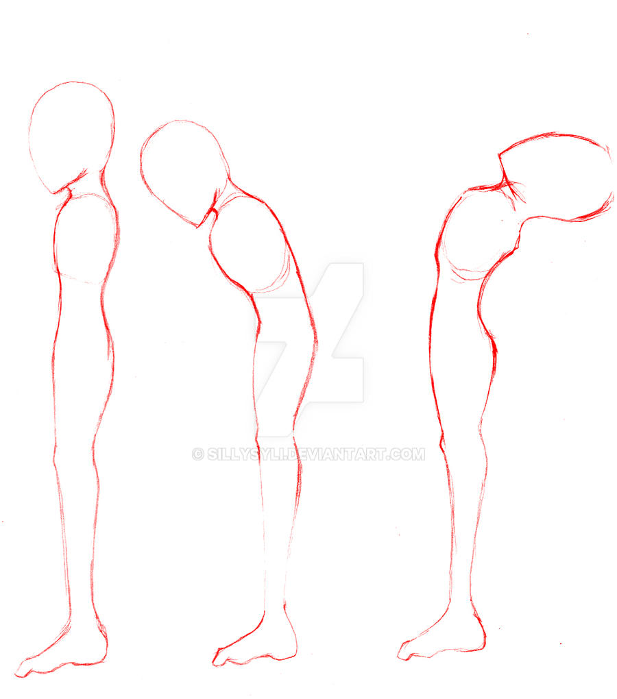 Pat Dinizio >> Side View Drawing Of A Person Body - Image Mag