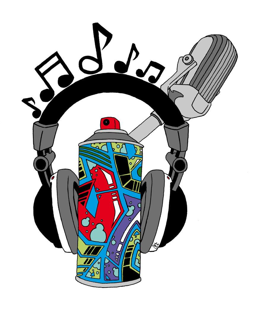 Music and Graffiti by tomastocornal