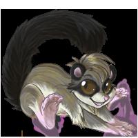 Acacia rat maki by Kayleigh-Kaz